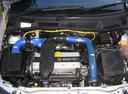 Фото авто Opel Astra G, ракурс: двигатель