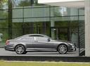 Фото авто Mercedes-Benz CL-Класс C216 [рестайлинг], ракурс: 270 цвет: серый