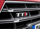 Фото авто Audi TT 8S, ракурс: шильдик