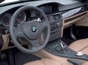 Фото авто BMW M3 E90/E92/E93, ракурс: рулевое колесо