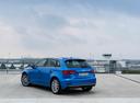 Фото авто Audi A3 8V [рестайлинг], ракурс: 135 цвет: синий