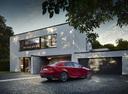 Фото авто Lexus IS XE30 [рестайлинг], ракурс: 225 цвет: красный