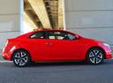Фото авто Kia Cerato 2 поколение, ракурс: 270 цвет: красный