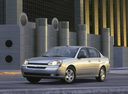 Фото авто Chevrolet Malibu 3 поколение, ракурс: 45