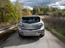 Фото авто Mazda 3 BL, ракурс: 180 цвет: серебряный