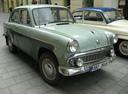Фото авто Москвич 402 1 поколение, ракурс: 315