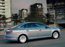 Фото авто Ford Mondeo 4 поколение, ракурс: 270