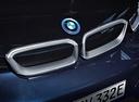 Фото авто BMW i3 I01 [рестайлинг], ракурс: передняя часть цвет: синий