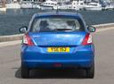 Фото авто Suzuki Swift 4 поколение, ракурс: 180 цвет: синий