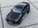 Фото авто Mercedes-Benz GLC-Класс X253/C253, ракурс: сверху цвет: черный