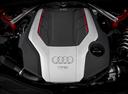 Фото авто Audi S5 2 поколение, ракурс: двигатель