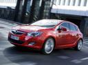 Фото авто Opel Astra J, ракурс: 45
