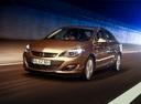 Фото авто Opel Astra J [рестайлинг], ракурс: 45 цвет: бронзовый