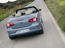 Фото авто Volkswagen Eos 1 поколение, ракурс: 180