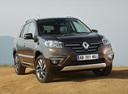 Фото авто Renault Koleos 1 поколение [2-й рестайлинг], ракурс: 315 цвет: коричневый