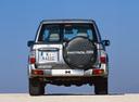 Фото авто Nissan Patrol Y61, ракурс: 180 цвет: серый