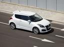Фото авто Suzuki Swift 4 поколение, ракурс: 270