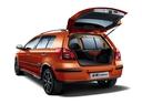 Фото авто Geely MK 1 поколение [рестайлинг], ракурс: багажник