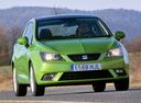 Фото авто SEAT Ibiza 4 поколение [рестайлинг],  цвет: зеленый
