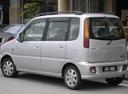 Фото авто Perodua Kenari 1 поколение, ракурс: 135