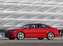Фото авто Audi S6 C7, ракурс: 90 цвет: красный