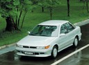 Фото авто Mitsubishi Lancer VI [2-й рестайлинг], ракурс: 45
