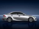 Фото авто Lexus IS XE30, ракурс: 270 цвет: серебряный