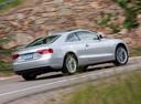 Фото авто Audi A5 8T [рестайлинг], ракурс: 225 цвет: серебряный