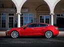 Фото авто Tesla Model S 1 поколение, ракурс: 90
