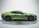 Фото авто Aston Martin Vanquish 2 поколение, ракурс: 270 - рендер цвет: салатовый