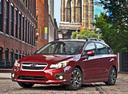 Фото авто Subaru Impreza 4 поколение, ракурс: 45