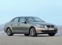 Фото авто BMW 5 серия E60/E61 [рестайлинг], ракурс: 315 цвет: серый