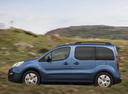Фото авто Citroen Berlingo 2 поколение [2-й рестайлинг], ракурс: 90 цвет: голубой