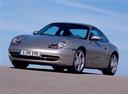 Фото авто Porsche 911 996, ракурс: 45