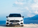 Фото авто Mercedes-Benz A-Класс W177/V177,  цвет: белый