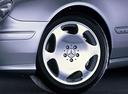 Фото авто Mercedes-Benz CL-Класс C215 [рестайлинг], ракурс: колесо