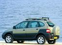 Фото авто Renault Scenic 1 поколение [рестайлинг], ракурс: 135