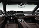 Фото авто BMW 5 серия G30, ракурс: салон целиком