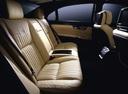 Фото авто Mercedes-Benz S-Класс W221, ракурс: задние сиденья