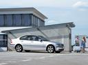 Фото авто BMW 3 серия E46 [рестайлинг], ракурс: 270 цвет: серебряный
