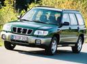Фото авто Subaru Forester 1 поколение [рестайлинг], ракурс: 45