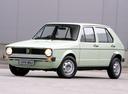 Фото авто Volkswagen Citi Golf 1 поколение, ракурс: 45