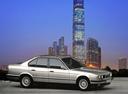 Фото авто BMW 5 серия E34, ракурс: 270