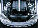 Фото авто Mercedes-Benz S-Класс W220 [рестайлинг], ракурс: двигатель