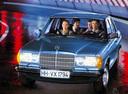 Фото авто Mercedes-Benz E-Класс W123,