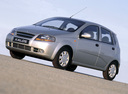 Фото авто Daewoo Kalos 1 поколение, ракурс: 45