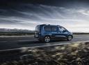 Фото авто Peugeot Rifter 1 поколение, ракурс: 225 цвет: синий