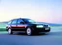 Фото авто Skoda Octavia 1 поколение [рестайлинг], ракурс: 315 цвет: черный