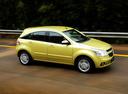 Фото авто Chevrolet Agile 1 поколение, ракурс: 270