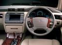 Фото авто Toyota Crown Majesta S170, ракурс: торпедо